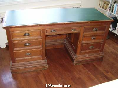 bureau antique vendre annonces class es. Black Bedroom Furniture Sets. Home Design Ideas
