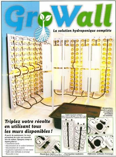 Table hydroponique 12 ou 24 plants vendre annonces class es - Table hydroponique a vendre ...