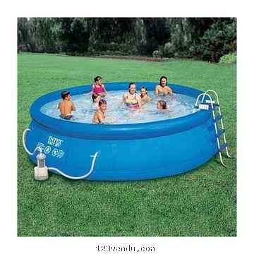 Piscine gonflable h2o 15 p x 30 pouces vendre for Piscine 24 pieds