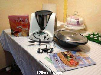 Annonces classees img:preview thermomix TM31 année 2013