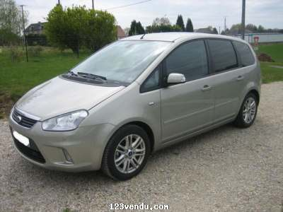 Annonces classees img:preview  Ford Focus C-max 1.6 tdci 90 ghia occasion